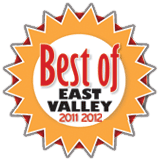 Best of East Valley 2011 & 2012